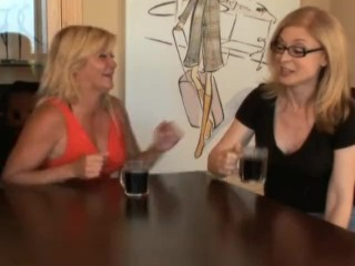 Bodkin Lynn vs Nina Hartley