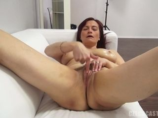 Mature gal porno audition