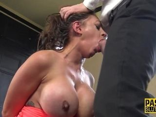 Flogged mummy gimp blown And Analized - firm smash