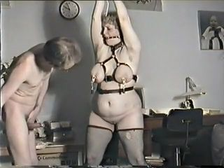 Crazy homemade Big Tits, Stockings xxx video