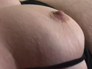 Oily waxen Thot Licks Cum