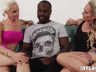 Sophie Logan Does Her 1st Big Black Penis