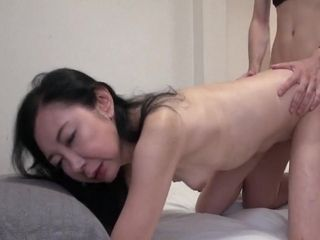 Japanese mature lady delightful xxx clip
