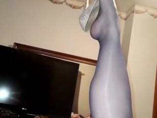 Mature stockings gams