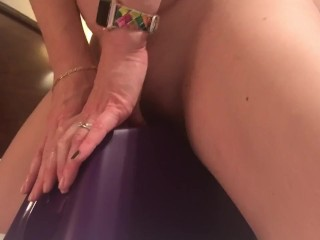 Join in matrimony Riding Dildo-1
