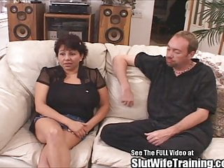 Giant titties Latina wifey poked by messy D
