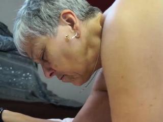 AgedLovE Granny Savana Hardcore