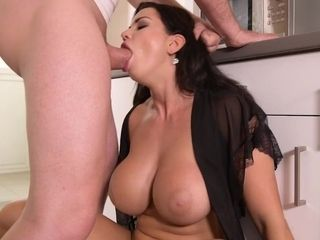 Big-Breasted hoe have fun With enormous beef whistle