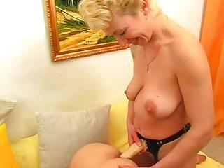Russian female parent strapon 13