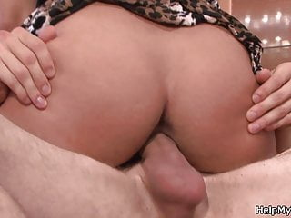 His youthfull wifey luvs railing another man sausage