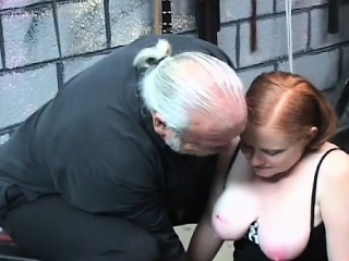 Big arse mature extreme moments of coarse bondage