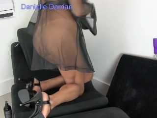 Danielle 1st well forth Vid