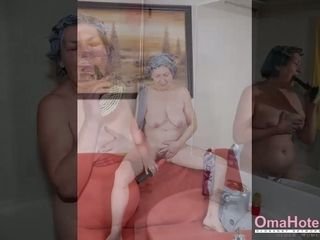 Inexperienced grannie photographs bevy compilation