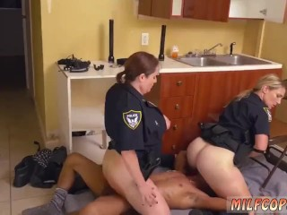 Ebony dudes group ravage towheaded chick ebony masculine squatting in home gets our