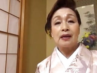 Japanese Grandmother 4