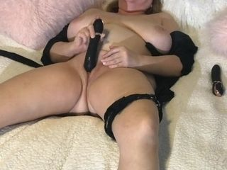 Big-titted Raven blinded and fuck stick have fun (p2 )