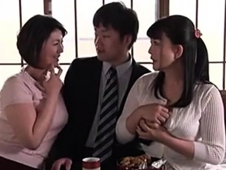 Japanese inexperienced cougar in a homemade threeway